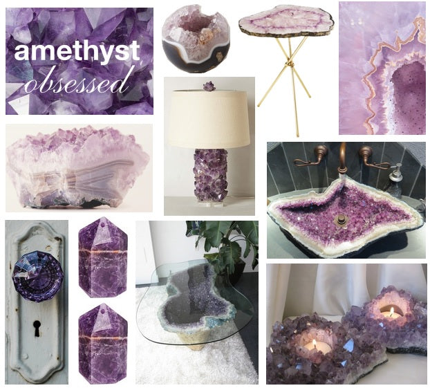 Amethyst Color Palette Inspiration