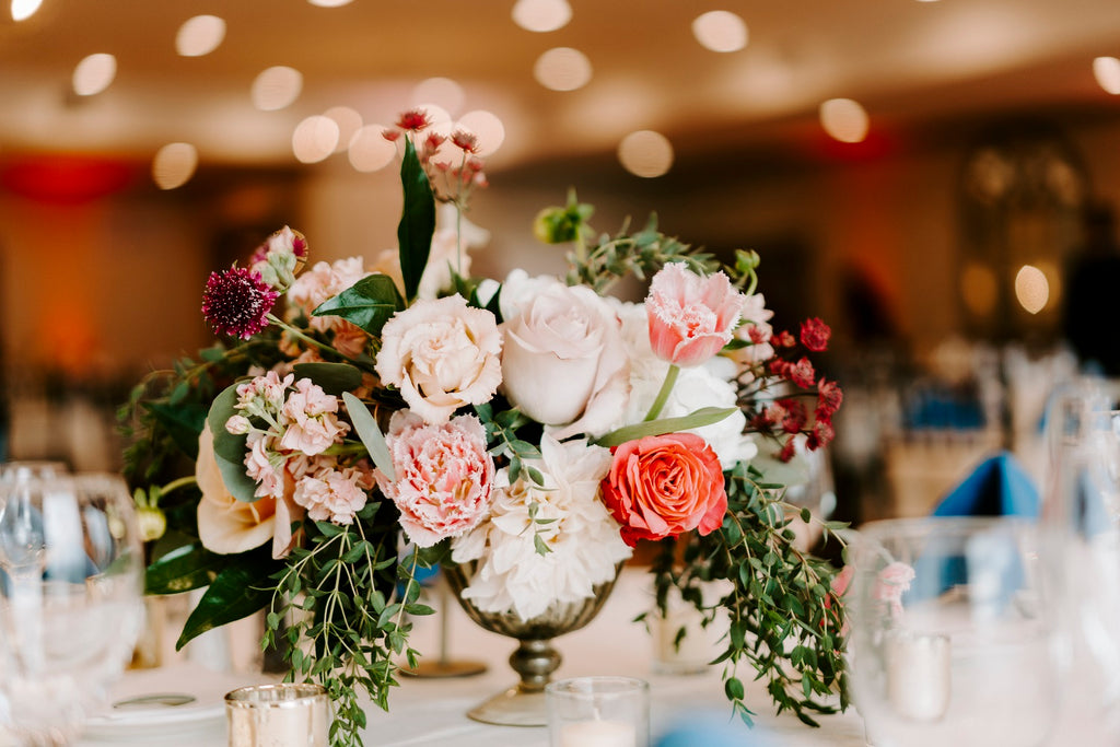Bristol Harbour Wedding Flowers | Sraboni + Tyler