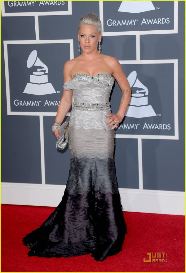 Pink at the Grammy's