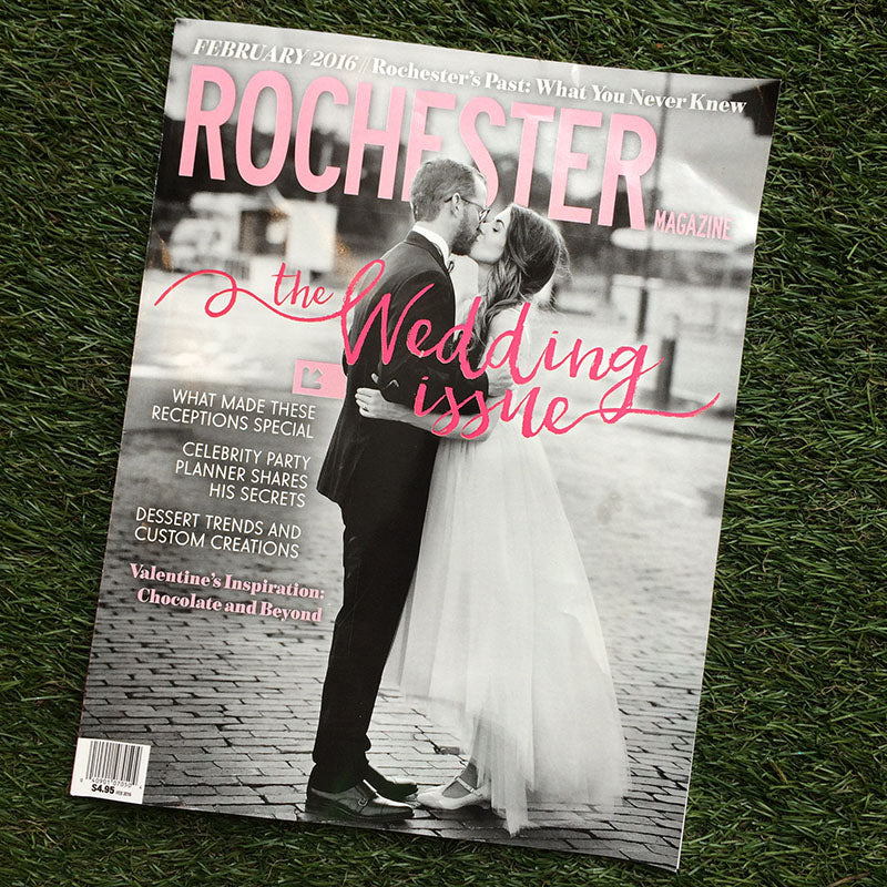 Stacy K Floral Featured in Rochester Magazine