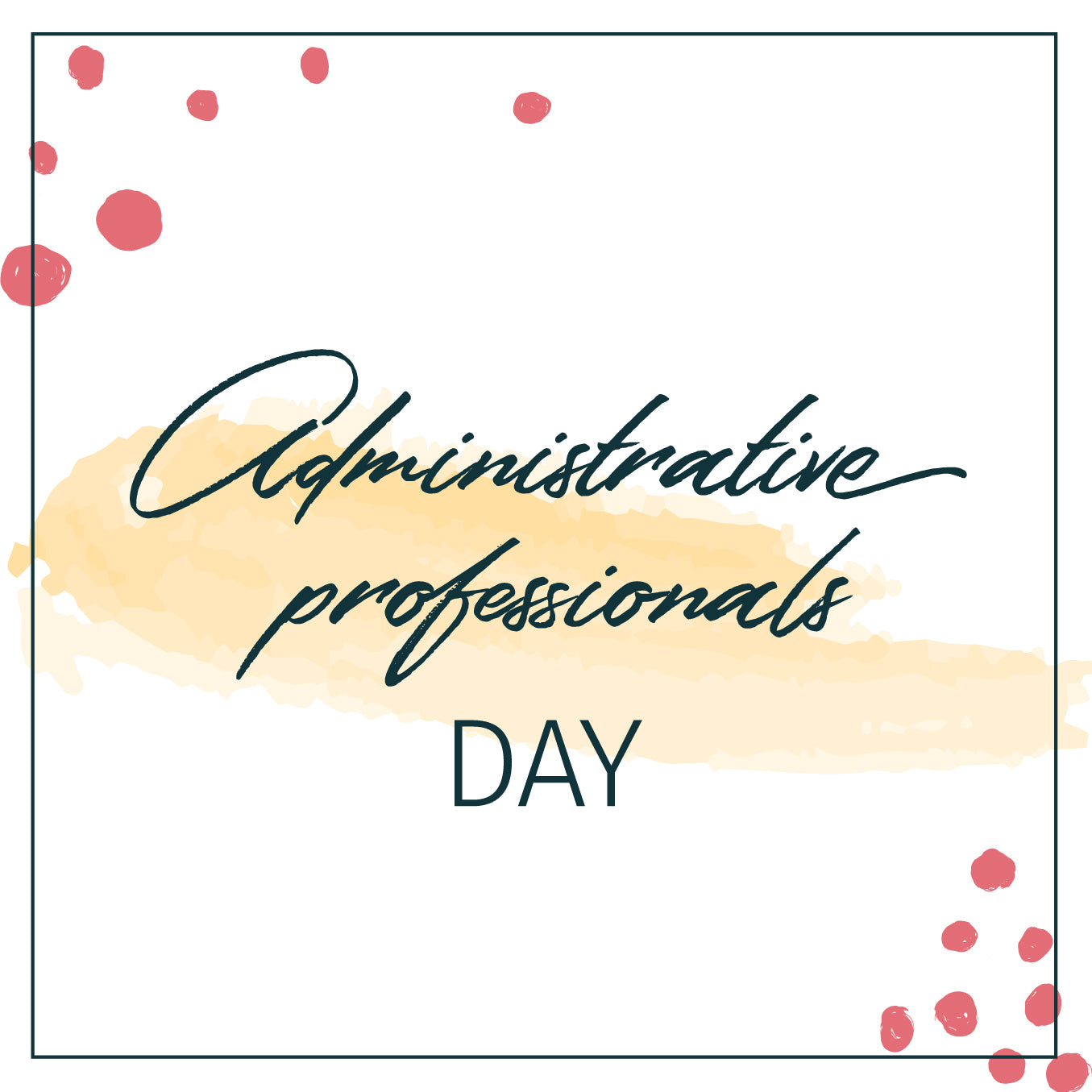 Administrative Assistance Day