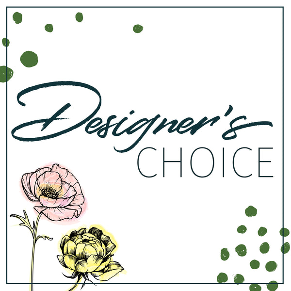 designer choice flower delivery