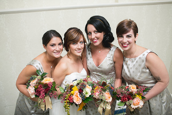 Max of Eastman Place Wedding Rochester NY Wedding Florist 1