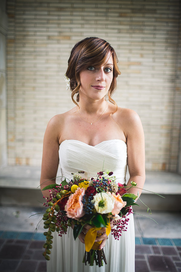 Max of Eastman Place Wedding Rochester NY Wedding Florist 2