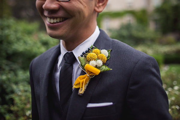 Max of Eastman Place Wedding Rochester NY Wedding Florist 6