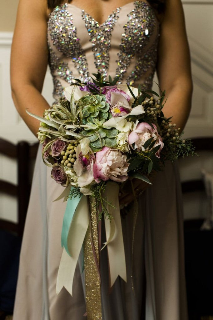 New Years Wedding Flowers Inspiration by Stacy K Floral 1