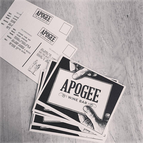 Our New Neighbors Apogee Wine Bar Rochester NY 2