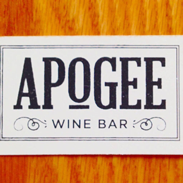 Our New Neighbors Apogee Wine Bar Rochester NY 3