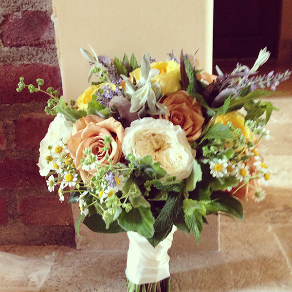 Summer Wedding Flowers at the Monroe Golf Club 26
