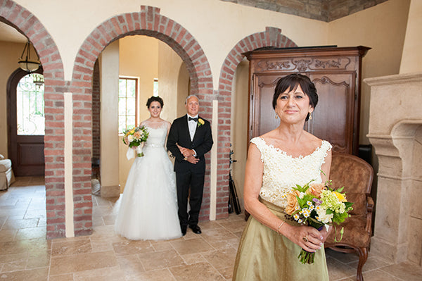 Summer Wedding Flowers at the Monroe Golf Club 8