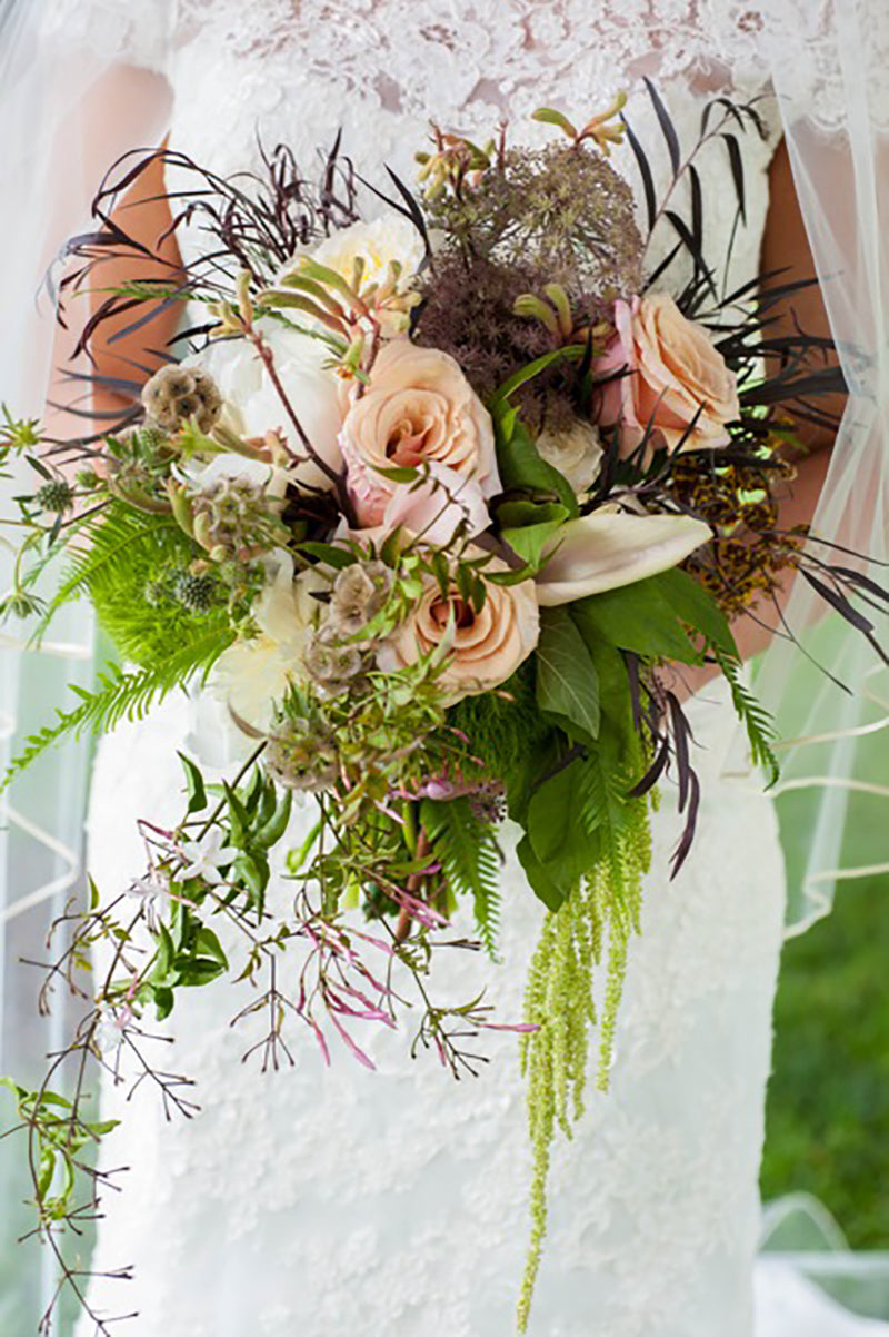 Wedding Flowers at Wadsworth Homestead 4