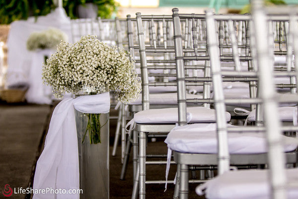 Wedding florist rochester ny, wedding wednesday, white and green wedding, life share photo