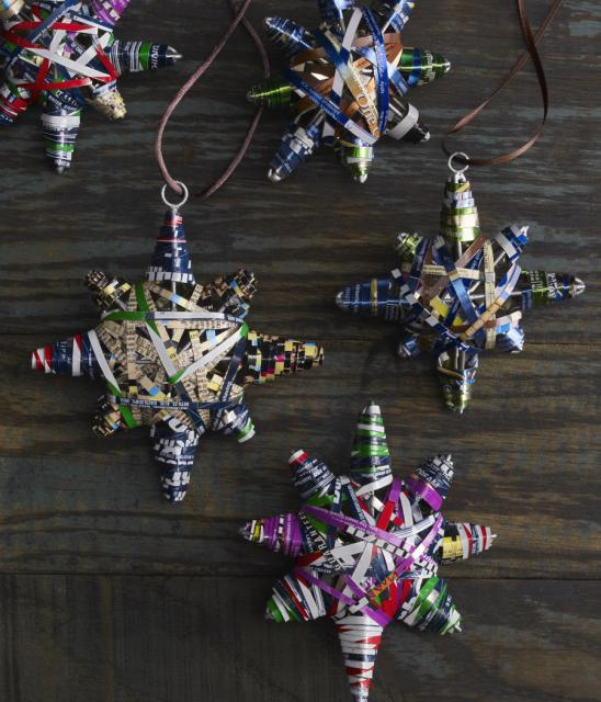 woven-tin-star-ornaments