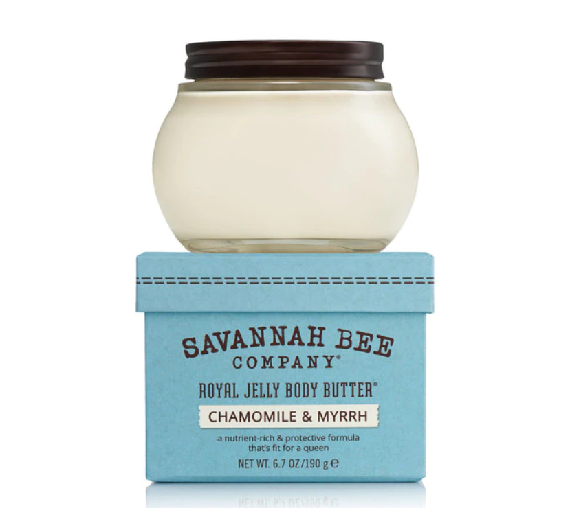 Savannah Bee Royal Jelly Body Butter 6.70 oz