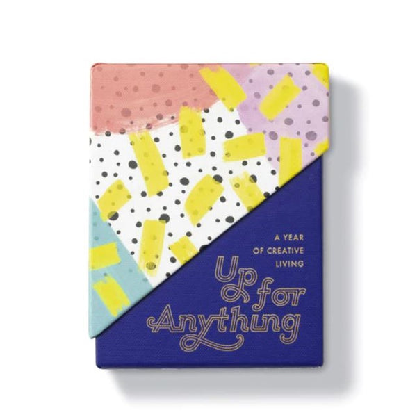 Up For Anything - STACY K FLORAL