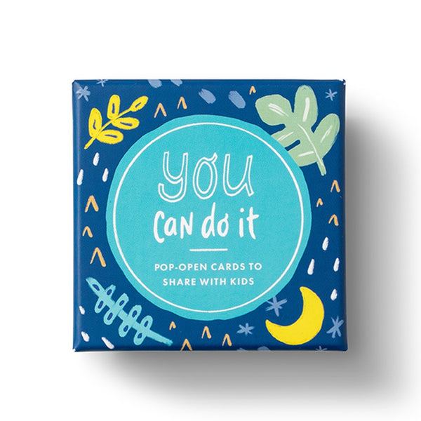 """You Can Do It"" Pop-Open Cards - STACY K FLORAL"