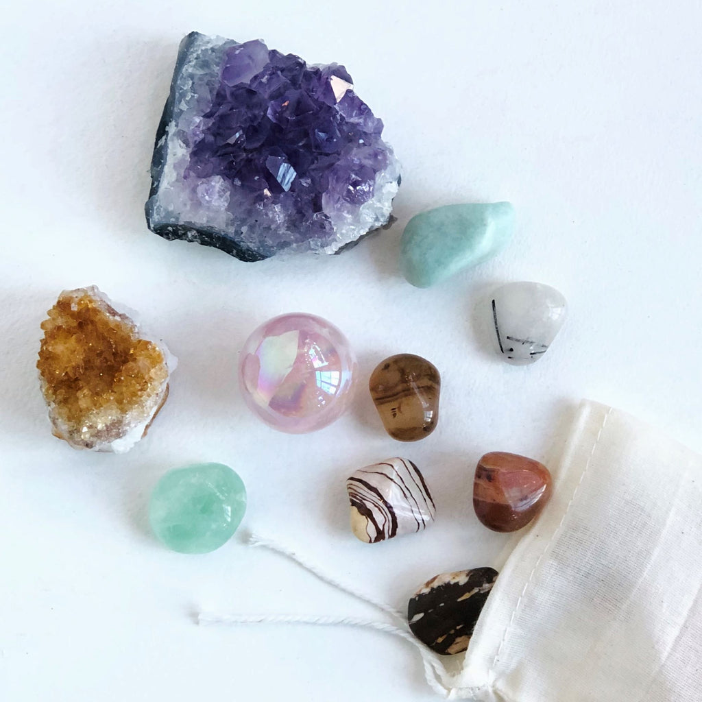 Healing Crystal Set - STACY K FLORAL