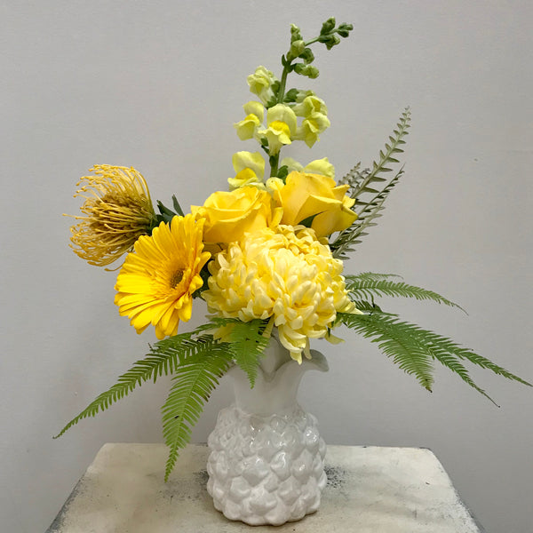 Bright Pineapple - STACY K FLORAL