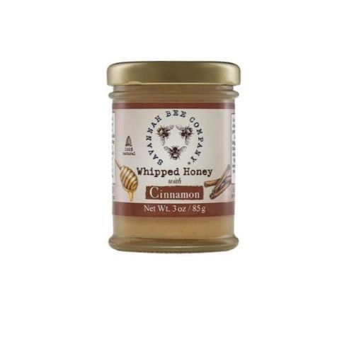 Savannah Bee 3 oz Whipped Honey Jar - STACY K FLORAL