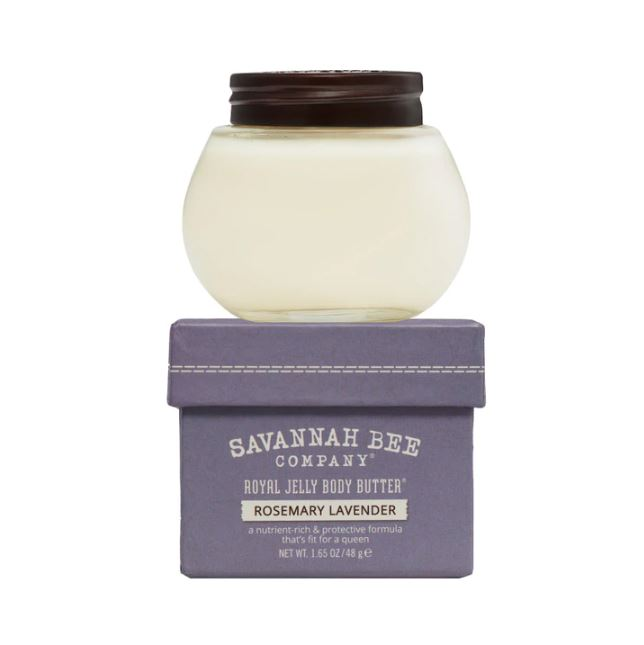 Savannah Bee Royal Jelly Body Butter 1.65 oz - STACY K FLORAL