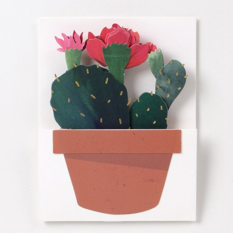 Cactus Card - STACY K FLORAL