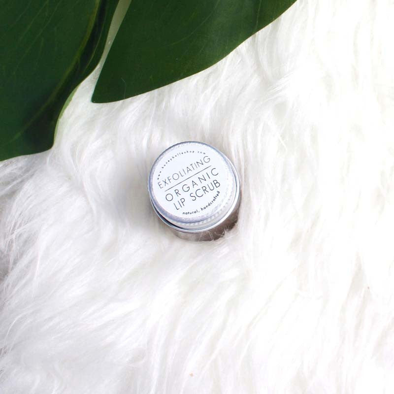 Brown Sugar Lip Scrub - STACY K FLORAL
