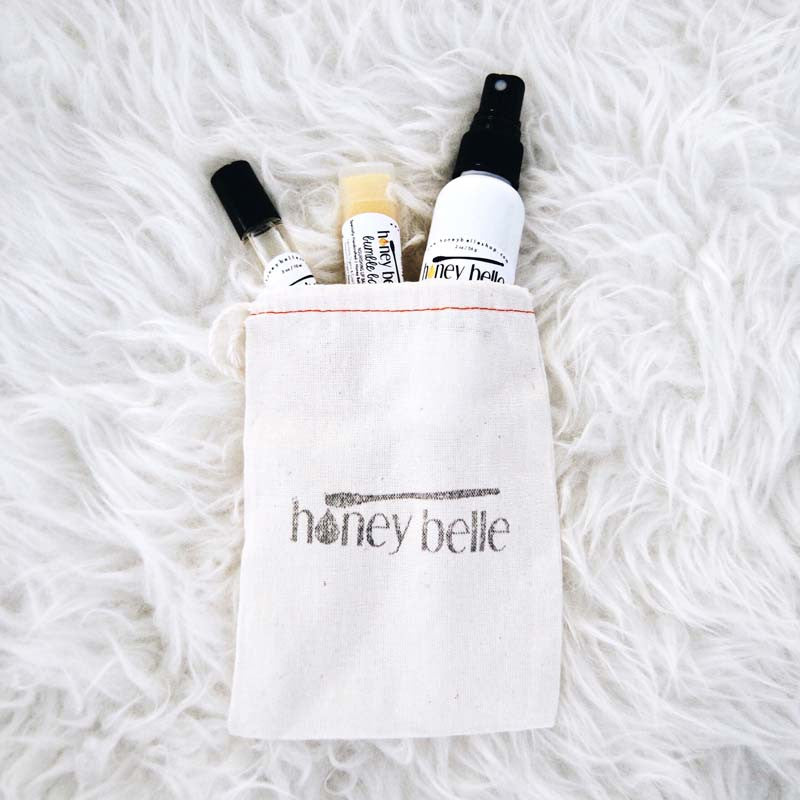Honey Belle Gift Pouch - STACY K FLORAL