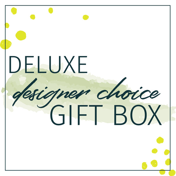 Designer choice Deluxe gift box of floral and gifts