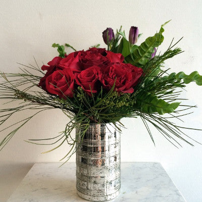 Deluxe Dozen Roses - STACY K FLORAL