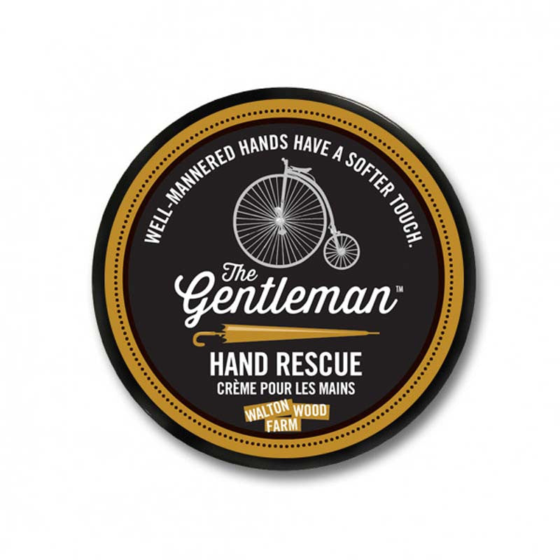 Well-mannered hands have a softer touch with our Shea butter, cocoa butter, and Japanese Green Tea Hand Rescue.