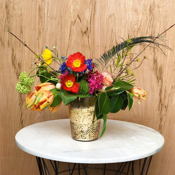 Fresh Colorful Spring Arrangement - STACY K FLORAL
