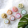 Cleanse, nourish, and scrub all at the same time with Loofah Soaps!
