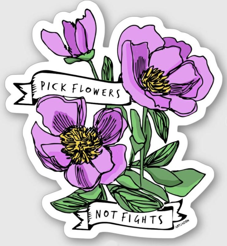 Stickers - STACY K FLORAL