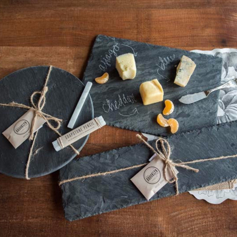 Slate Cheeseboard - STACY K FLORAL