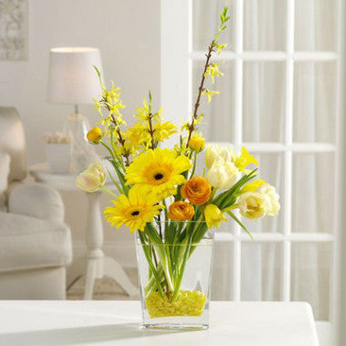 Yellow Splendor - STACY K FLORAL