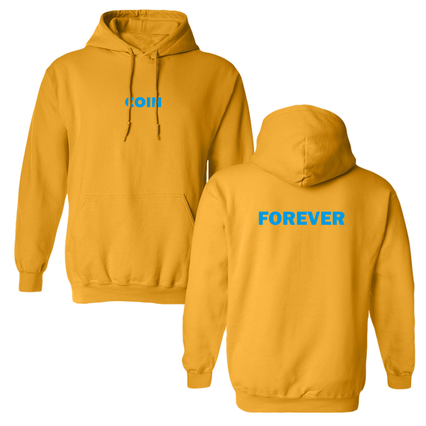 Forever Yellow Hoodie