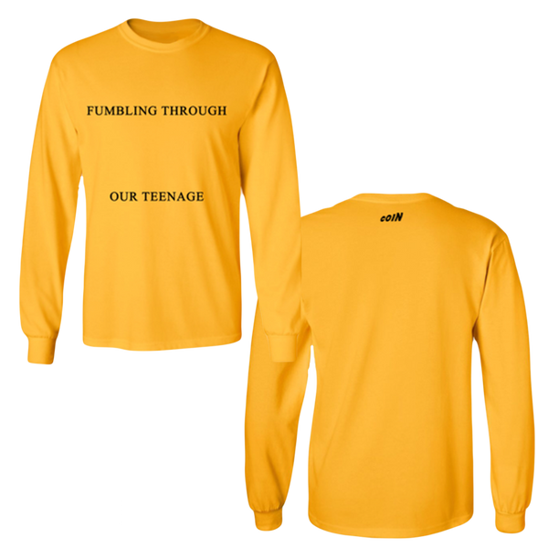 TEENAGE LONGSLEEVE