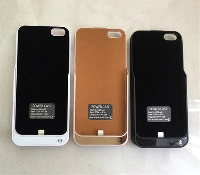 4200mAh Battery Charger Case For iphone 5S 5 SE
