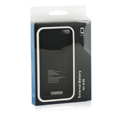 2500 mAh Rechargeable External Backup Charger Battery Protective Power Case For Apple iPhone 4 4G 4S