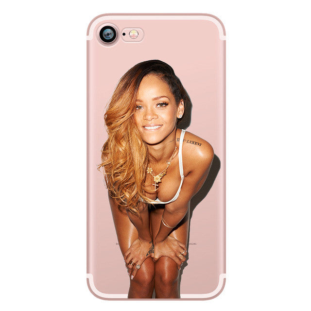 Rihanna Anti Work Iphone Cases