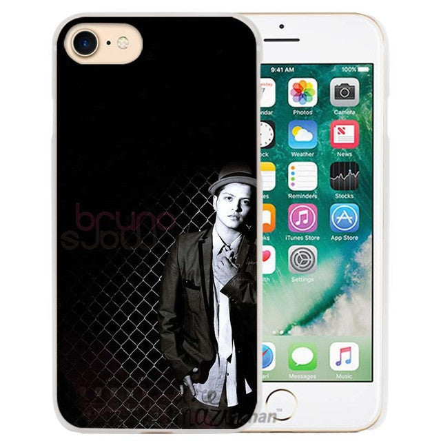 Bruno Mars Iphone Cases
