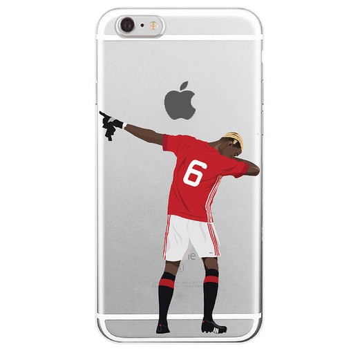 Paul Pogba iPhone Case
