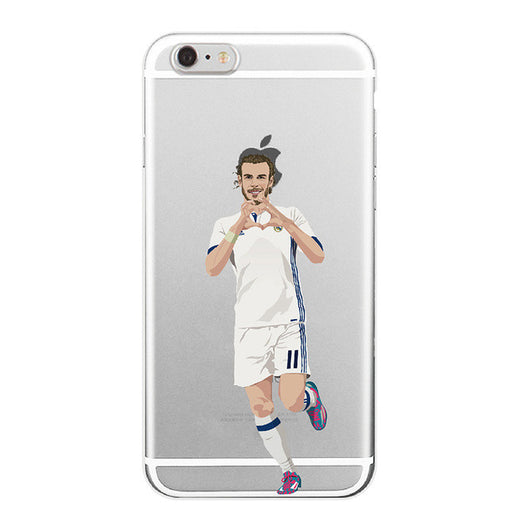 Gareth Bale iPhone Case