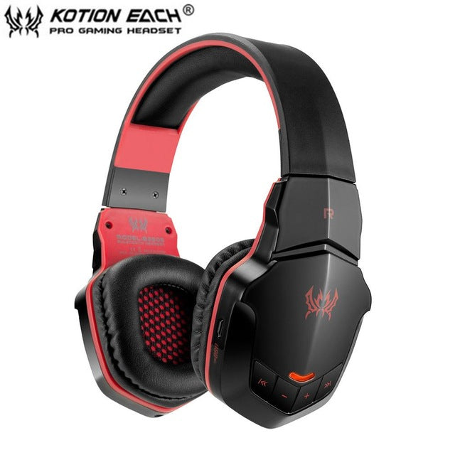 KOTION EACH B3505 Bluetooth Gaming Headphone with Mic