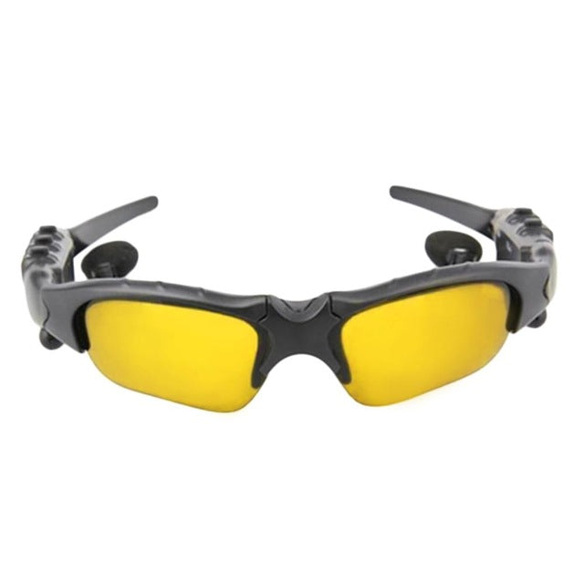 Sunglasses with built-in Bluetooth Headset