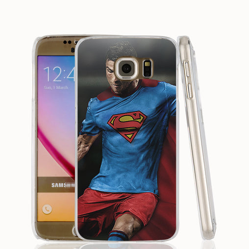 Cristiano Ronaldo Superman Phone Case For Samsung Galaxy