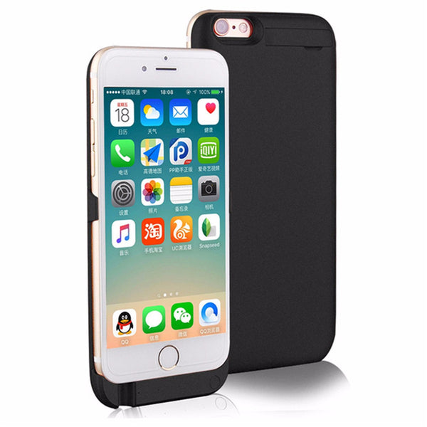 10000mAh External Battery Case For iPhone 6/6S