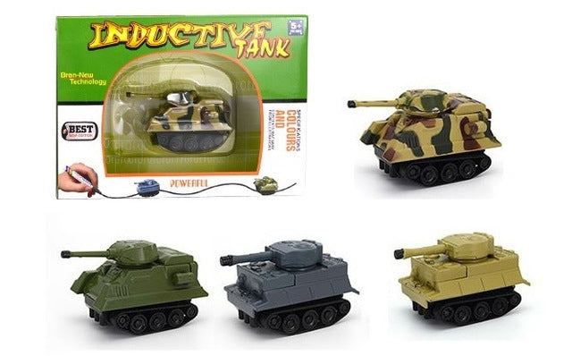 Magic Toy Tank