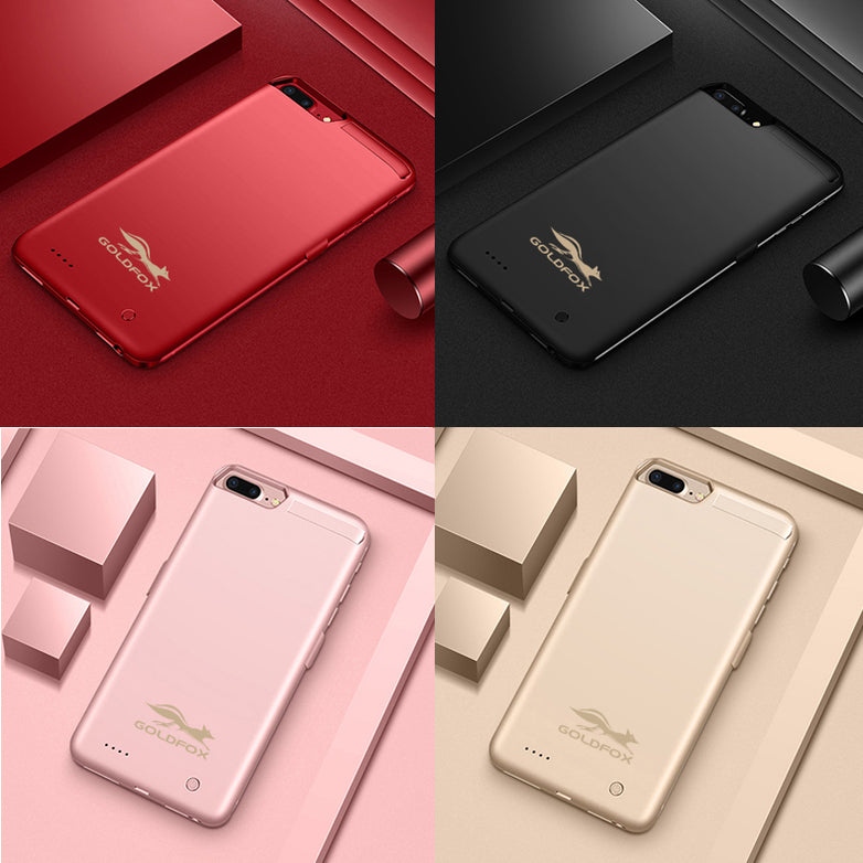 5800mAh Battery Case For iPhone 8