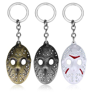 Friday The 13Th Keychain | Make Your Lives - $9.99